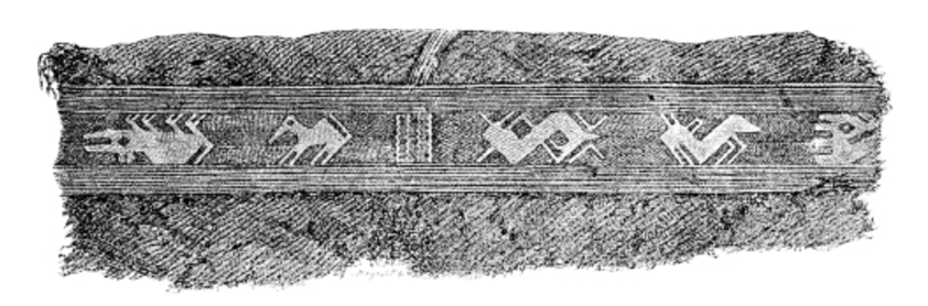 Tunic Edging from Norway