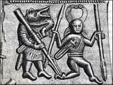 Weapon Dancer Odin